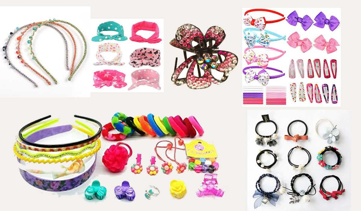 Types Of Hair Accessories My Fashion Galore