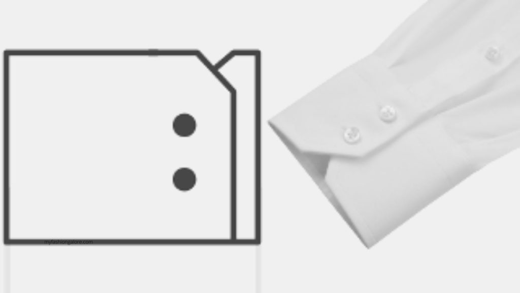 Two Button Cuff